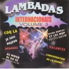 Lambadas Internacionais - Vol 3