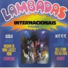 Lambadas Internacionais - Vol 1