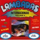 Lambadas Internacionais - Vol 6
