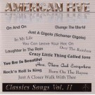 American Five - Classics Songs Vol 2