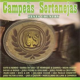 Campeãs Sertanejas - Festa Country