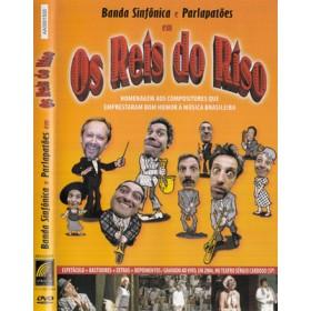Os Reis do Riso - DVD